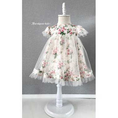 Платье детское Цветочек