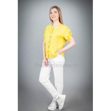 Сорочка из льна Катюша