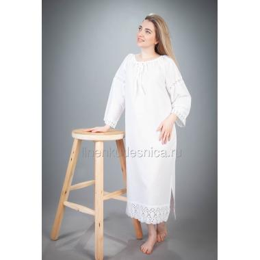 Сорочка из хлопка Паулина