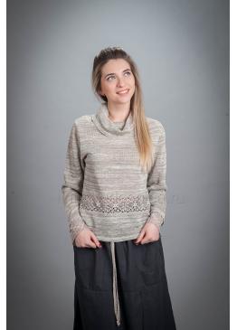 Блуза из льна Волжанка