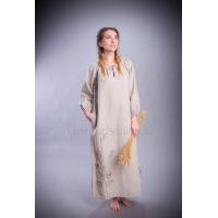 Платье из льна Акулина