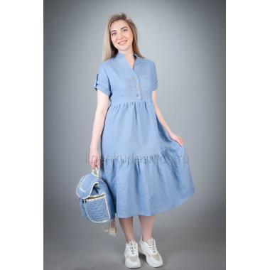 Платье из льна Жалейка