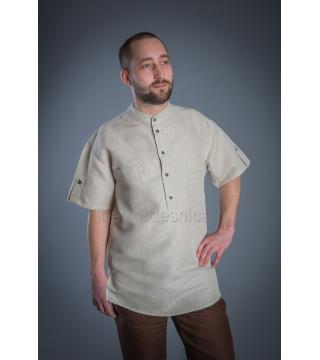 Рубашка из льна Богатырь