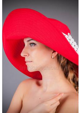 Шляпа женская из льна Шарм