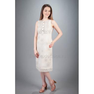 Платье из льна Услада