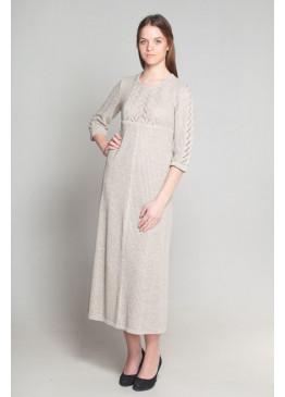 Платье из льна 14-16