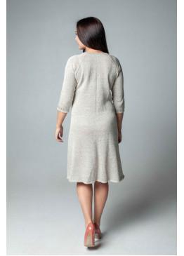 Платье из льна 14-19