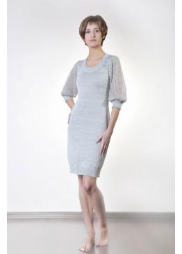 Платье из льна 14-06