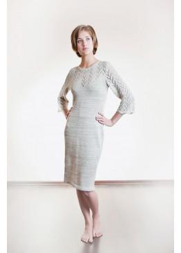 Платье из льна 14-07А