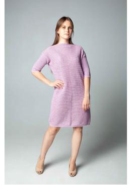 Платье из льна 14-18 Фиалка