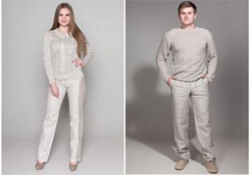 Новые поступления одежды из льна